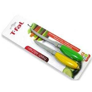 Set de cuchillos para frutas y verduras t fal cocina - Cuchillo para fruta ...